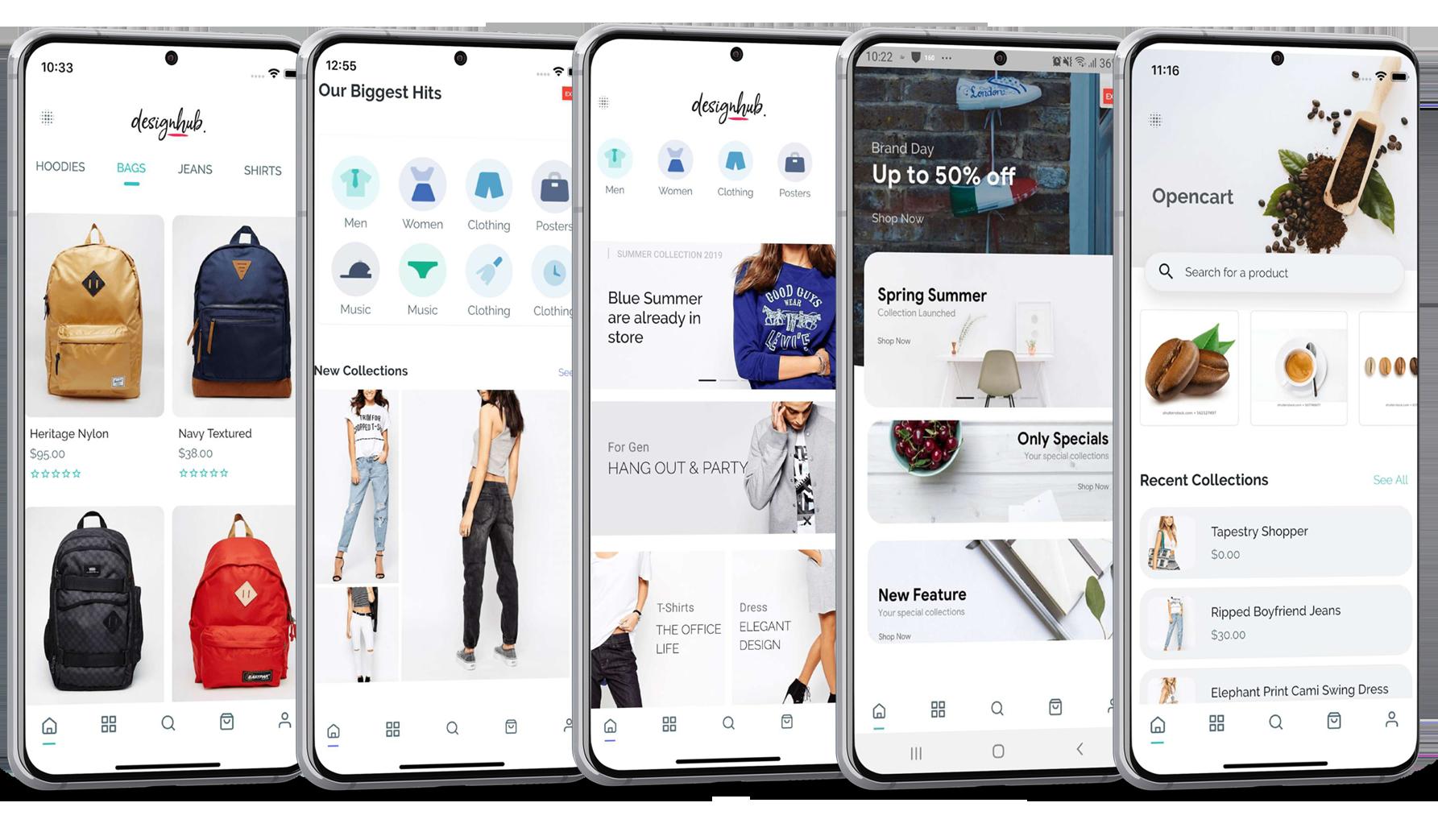 Apps by DesignHub. Digital
